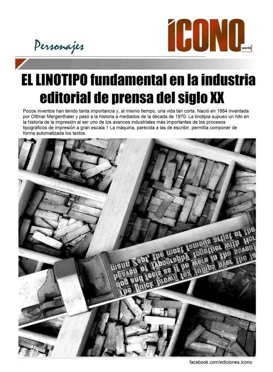 Los Linotipos
